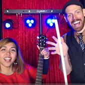 Peanut Butter & Jam: Musical Magic Show