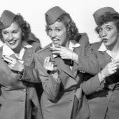 Luminaries: The Andrews Sisters in the Songbook