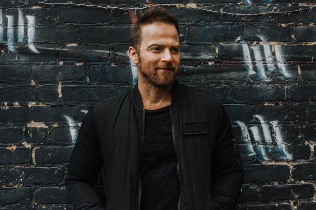 Kip Moore on-sale announcement
