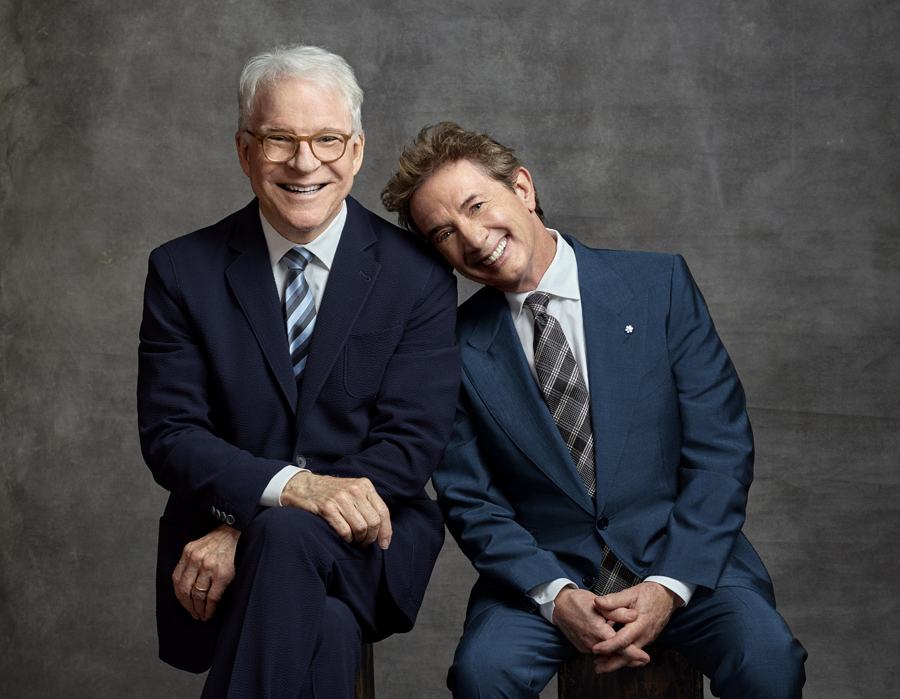 Steve Martin & Martin Short to perform Sept. 26
