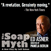 """The Soap Myth"" starring Ed Asner"