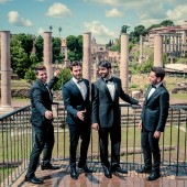 The Four Italian Tenors: Viva Italia