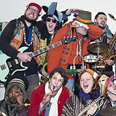 Peanut Butter & Jam: Jefferson Street Parade Band