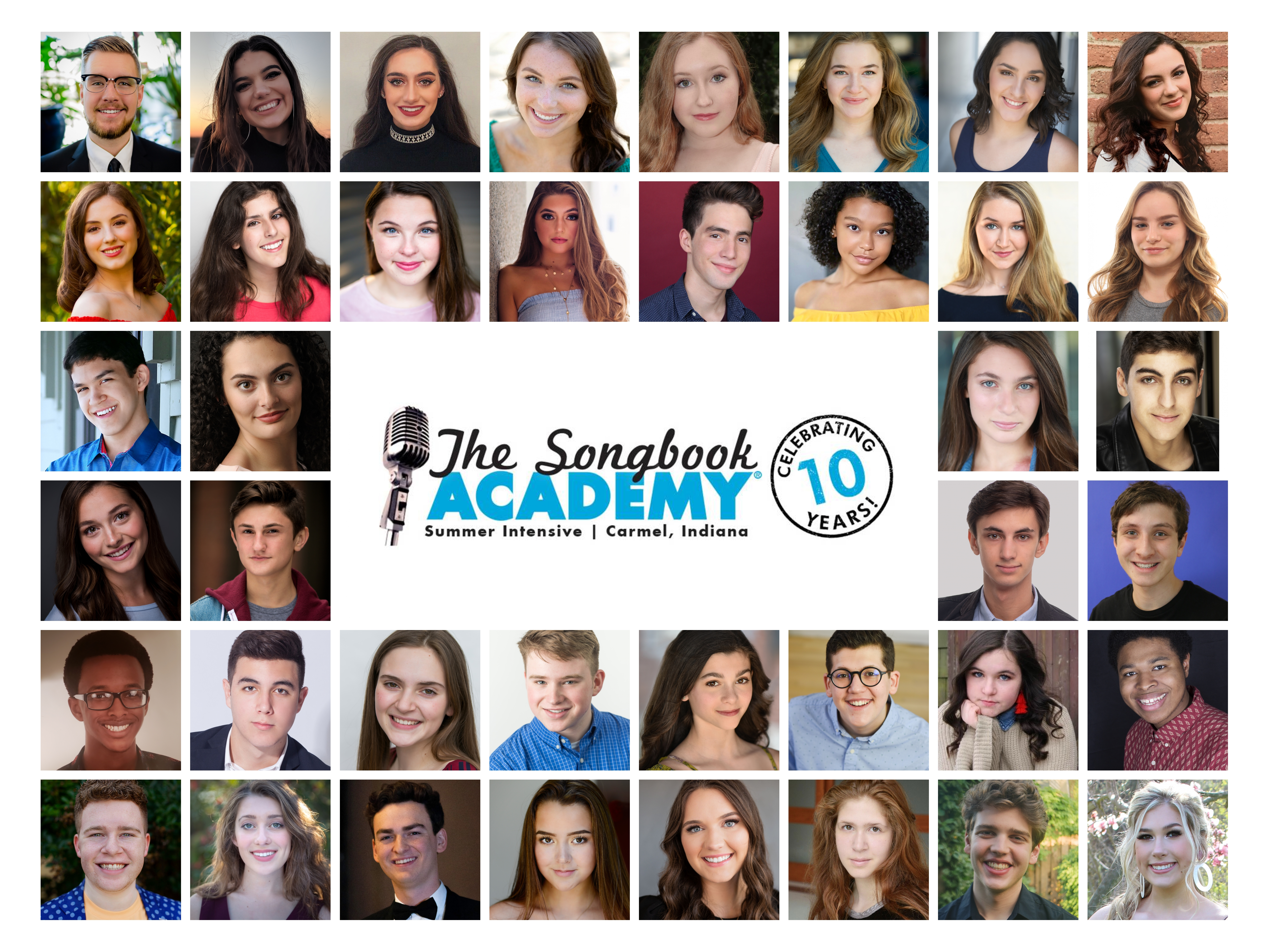 2019 Songbook Academy finalists