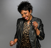 <p><strong>Gladys Knight</strong></p>