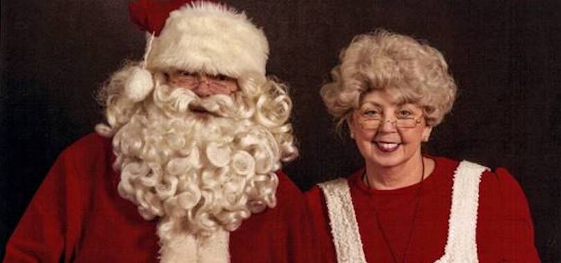 Fun with Santa and Mrs. Claus