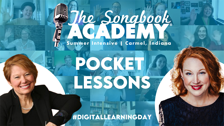 The Songbook Academy summer intensive - Pocket Lessons